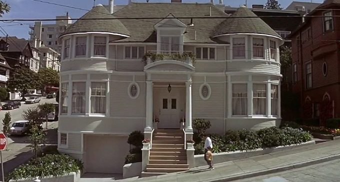 Iconic 'Mrs. Doubtfire' c.1893 Victorian Home Sells For $4.15-Million (PHOTOS & VIDEO)