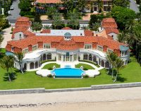 35,000 Sq. Ft. Palm Beach Mansion Reduced To $74.5-Million (PHOTOS)