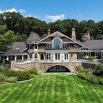 30,000 Sq. Ft. New Jersey Manor on 15-Acres Reduced to $29.9M, Prev. $45M (PHOTOS)