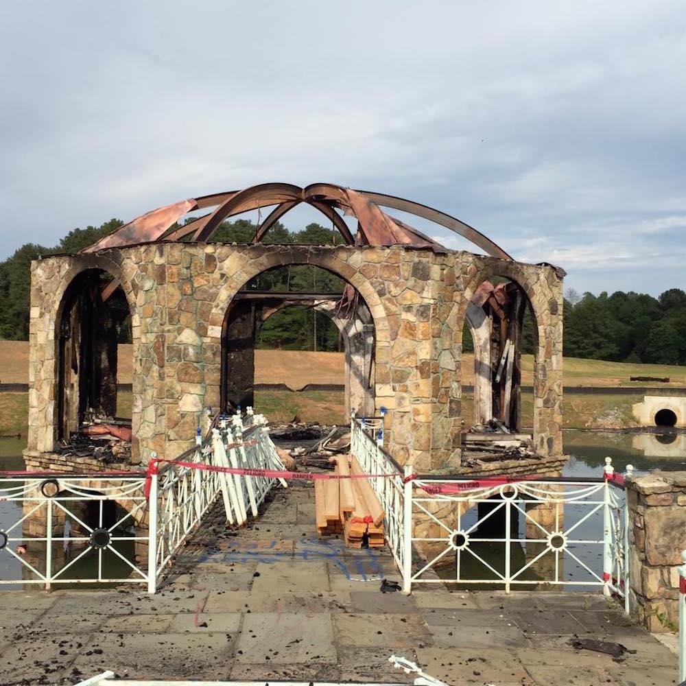 Update: Wedding Chapel on Former Dean Gardens Estate Demolished ...