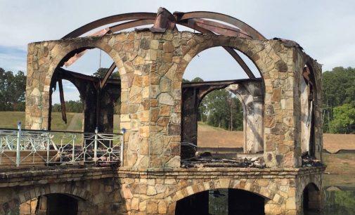 Update: Wedding Chapel on Former Dean Gardens Estate Demolished (PHOTOS)