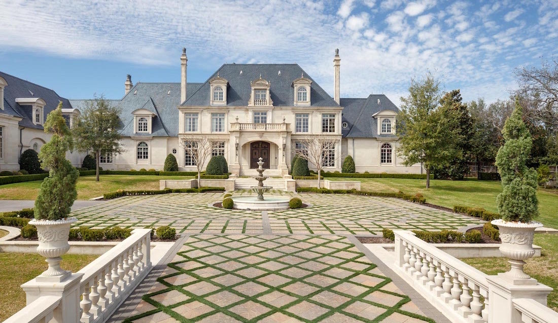 The Top 5 Most Expensive Homes Currently Listed in Dallas