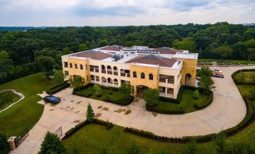 Once Priced At $26.5-Million, Chicago's 30,000 Sq. Ft. Villa Taj Can Now Be Yours For $10.95-Million (PHOTOS & VIDEO)