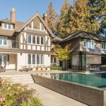 Vancouver's Historic c.1929 'Gables Estate' Goes Modern After Extensive Remodel, Lists for $38-Million then Reduced to $29.8-Million (PHOTOS & VIDEO)