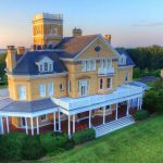 Towson, MD's Historic c.1892 Abell Mansion Reduced To $2.99M (PHOTOS & VIDEO)
