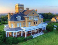 Towson, MD's Historic c.1892 Abell Mansion Yours For $3.395-Million (PHOTOS & VIDEO)