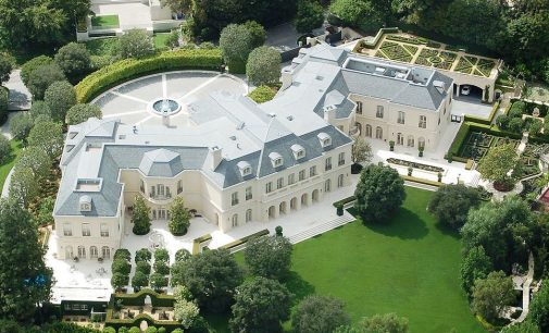 British Heiress Petra Ecclestone Lists Iconic Spelling Manor For $200-Million (PHOTOS)