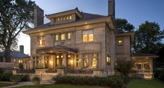 c.1906 Lowry Hill Landmark Home Reduced to $2.9M, Prev. $6.5M (PHOTOS & 3D TOUR)