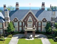 Canada's Legendary 'Chelster Hall' Hits The Market For $65-Million CAD (PHOTOS & VIDEO)