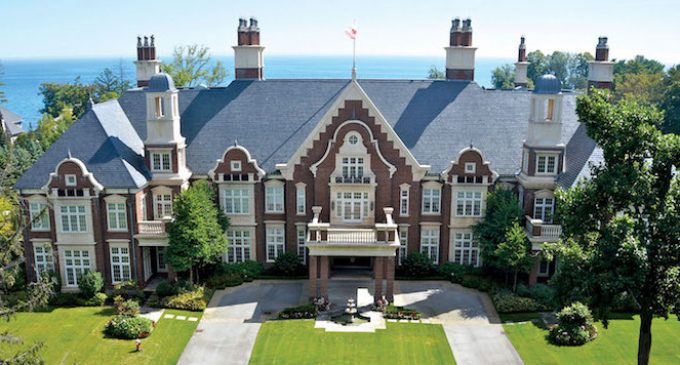 'Chelster Hall' – Canada's Most Expensive Home Will Cost You $65-Million CAD (PHOTOS & VIDEO)