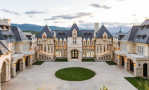 21,000 Sq. Ft. Biltmore-Inspired Château In Colorado Reduced To $12.9-Million (PHOTOS)