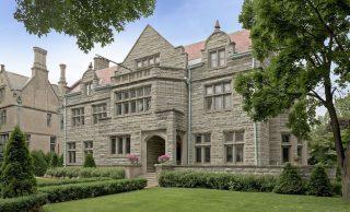 Historic c.1903 Alfred F. Pillsbury House Lists In Minneapolis, MN For $1.895-Million (PHOTOS)