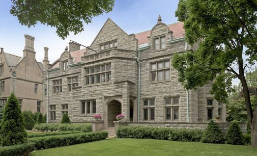 Historic c.1903 Alfred F. Pillsbury House in Minneapolis, MN Reduced to $1.79M (PHOTOS)