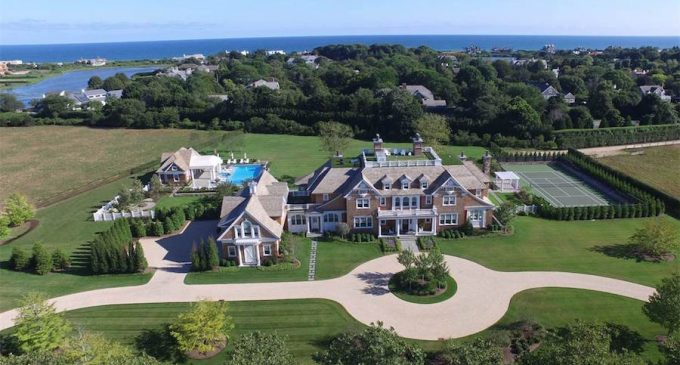 15,500 Sq. Ft. Country House With Rooftop Putting Green Lists In Southampton, NY For $39.5-Million (PHOTOS)