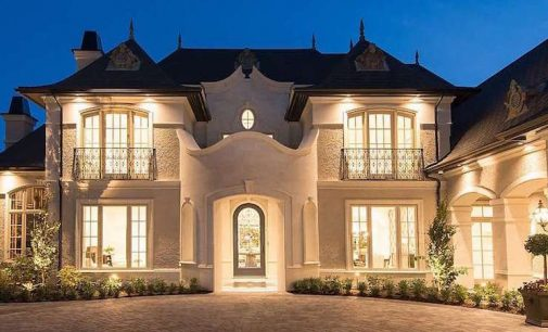 11,322 Sq. Ft. Vancouver Mansion with Kardashian-Inspired Interiors Yours For $18.8-Million (PHOTOS)