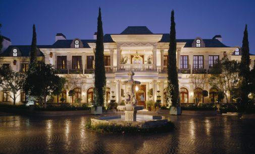 Bel Air's 48,000 Sq. Ft. 'Le Belvedere' Château Hits The Market For $85-Million (PHOTOS)
