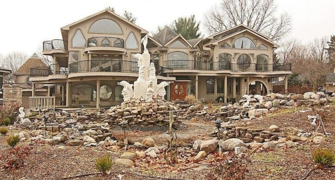 Haphazardly Designed 29,500 Sq. Ft. 11 Bed, 8 Bath Home Reduced To $875K (PHOTOS)