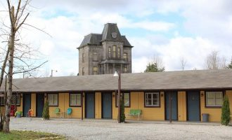 Bates Motel: Norma Bates' Iconic Gothic Mansion In Aldergrove, BC Coming Down (PHOTOS)