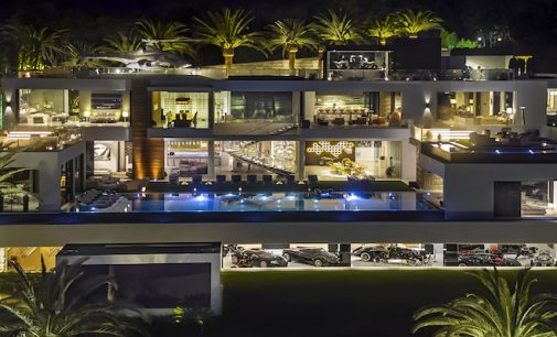 America's Most Expensive Home Hits The Market For $250M, Includes $30M Worth Of Cars (PHOTOS & VIDEO)
