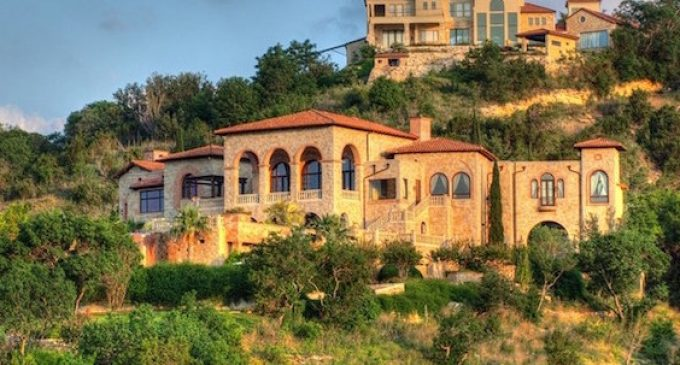 13,000 Sq. Ft. Mediterranean On 10-Acres Overlooking Lake Travis Reduced To $8.4-Million (PHOTOS)