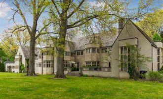 Cash In Your $2.488-Million Vancouver Teardown And Buy This $2.35-Million c.1926 Ohio Castle (PHOTOS)
