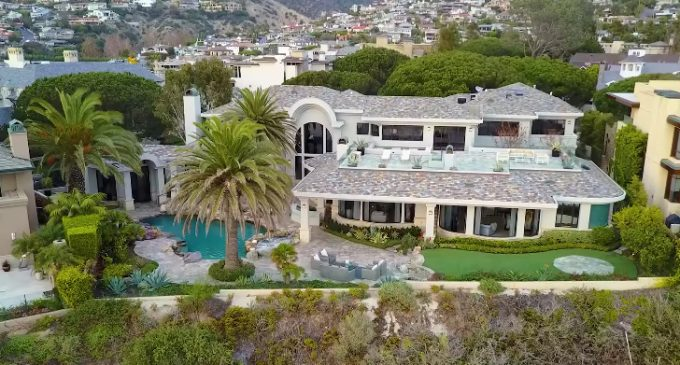 Clifftop Laguna Beach Estate Last Listed Just Under $20M Heading To Absolute Auction (PHOTOS & VIDEO)