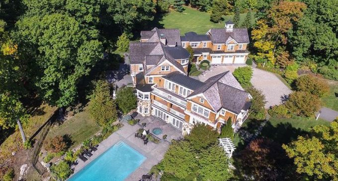 22-Acre Dedham, MA Estate With Private Ice Rink Yours For $8.3-Million (PHOTOS)