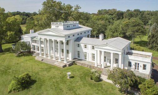 Historic 11.29-acre Vaux Hill Estate Reduced to $3.95M, Prev. $9M (PHOTOS & VIDEO)