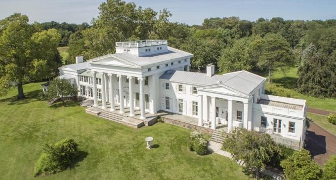 Historic 11.29-acre Vaux Hill Estate Once Priced At $9M, Yours For $3.95M (PHOTOS & VIDEO)
