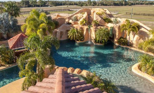 5-Acre Lake Placid, FL Estate With Resort-Style Oasis Selling To Highest Bidder At Absolute Auction (PHOTOS & VIDEO)
