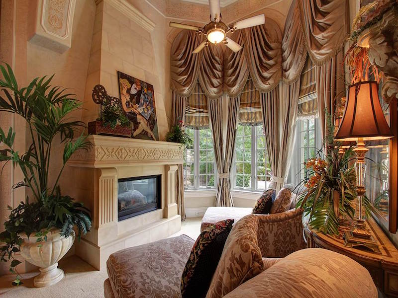 21 000 Sq Ft Florida Mansion With Indoor Piazza