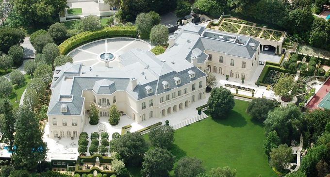Most Expensive House In La >> Top 4 Most Expensive Homes In Los Angeles Cost 85 Million