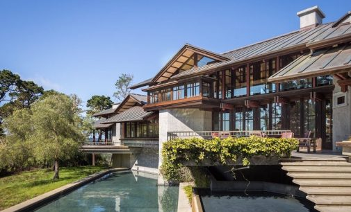 Architectural Masterpiece On 20-Acres Once Priced At $15-Million Now Yours For $8.995-Million (PHOTOS & VIDEO)