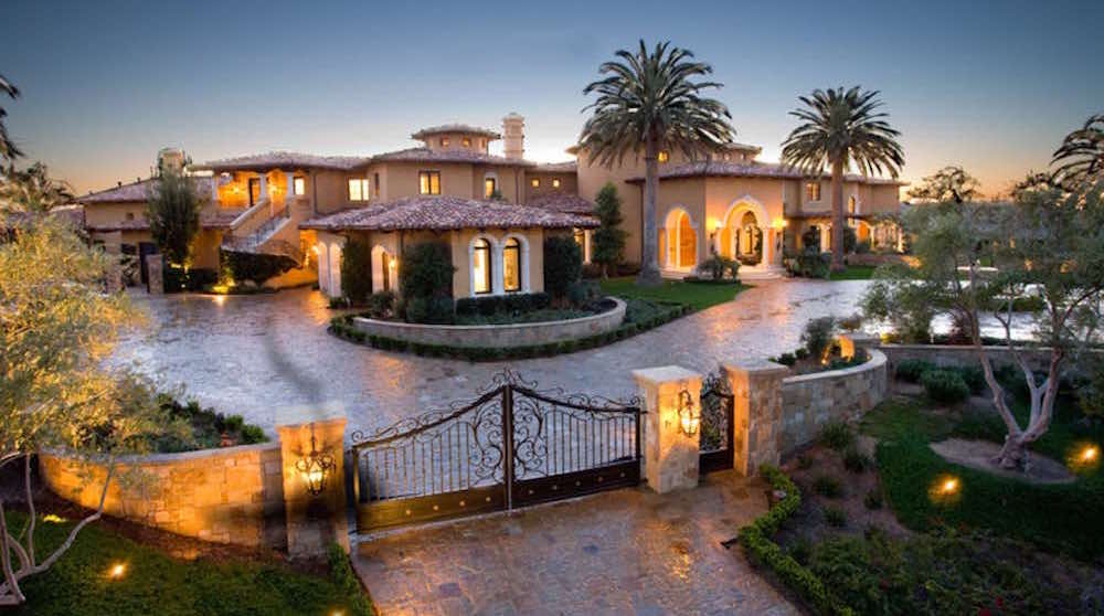 20 000 Sq Ft California Mansion With 3 000 Sq Ft Pool