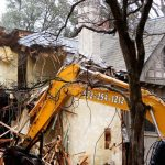 Historic 105-Year-Old 'Trammel Crow Estate' In Dallas, TX Demolished (PHOTOS & VIDEO)