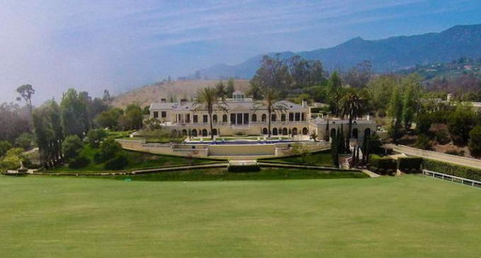 California's 19-Acre 'Polo Ranch Estate' Includes Private Polo Field, 128-Foot Pool, & Putting Green For $65-Million (PHOTOS)