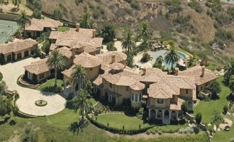 20,000 Sq. Ft. California Mansion With 3,000 Sq. Ft. Pool Reduced To $15.888-Million (PHOTOS & VIDEO)