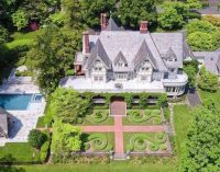 'Fairholme' – An Historic c.1891 English Manor In Belle Haven, CT Yours For $22-Million (PHOTOS)