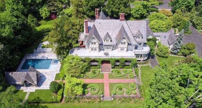 'Fairholme' – An Historic c.1891 English Manor In Belle Haven, CT Reduced To $19.9-Million (PHOTOS)