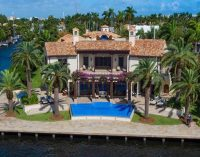 15,930 Sq. Ft. Mediterranean Revival With 390-Feet Of Waterfront in Fort Lauderdale, FL Reduced To $23-Million (PHOTOS & VIDEO)