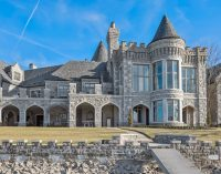18,000 Sq. Ft. Camelot Castle Replica On Weatherby Lake In Kansas City, MO Lists For $7.8-Million (PHOTOS)