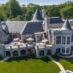 18,000 Sq. Ft. Camelot Castle Replica On Weatherby Lake In Kansas City, MO Yours For $7.8-Million (PHOTOS)