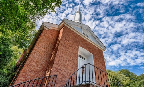 Deal Of The Week: c.1940 'Grace Church' Converted Home Yours For Just $249K (PHOTOS)