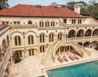 33,000 Sq. Ft. 9 Bed / 17 Bath Atlanta Mansion Once Priced At $25-Million, Reduced To $15.8-Million (PHOTOS & VIDEO)