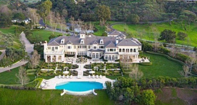 20.36 Acre 7 Bed / 13 Bath Furnished California Estate Reduced to $17.5M, Prev. $29.9M (PHOTOS & VIDEO)
