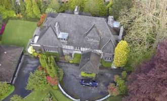Historic c.1912 Shaughnessy Mansion Built For former Lieutenant Governor of British Columbia Asks $18.88-Million (PHOTOS)