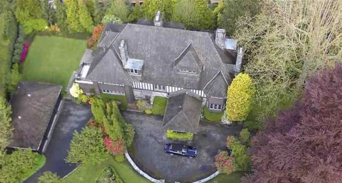 Historic c.1912 Shaughnessy Mansion Built For former Lieutenant Governor of British Columbia Reduced To $17.888-Million (PHOTOS)