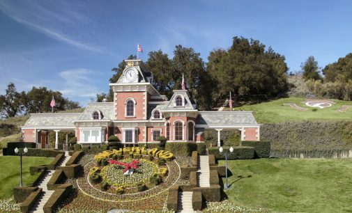 Michael Jackson's 2,700-Acre Neverland Ranch Back On The Market For $67-Million (PHOTOS & VIDEO)