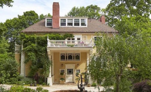 Historic c.1888 Joseph Thorp House in Cambridge, MA Reduced To $8.8-Million (PHOTOS & VIDEO)