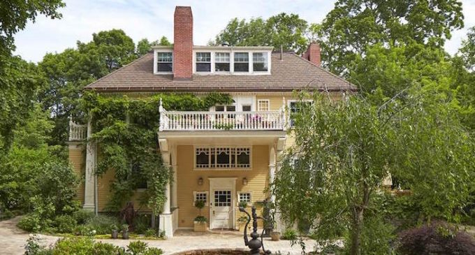 Historic c.1888 Joseph Thorp House in Cambridge, MA Reduced To $9.5-Million (PHOTOS & VIDEO)